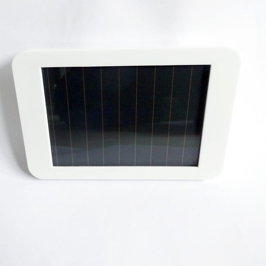 Solar iBeacon