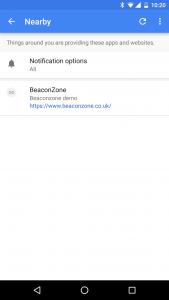 How to Set Up Google Nearby Beacons? – BeaconZone Blog