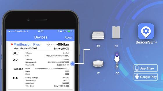 New Minew Firmware – BeaconZone Blog