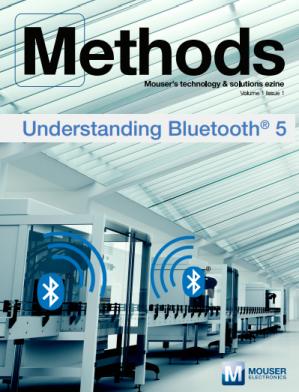 Mouser ezine – Understanding Bluetooth 5 and Mesh – BeaconZone Blog