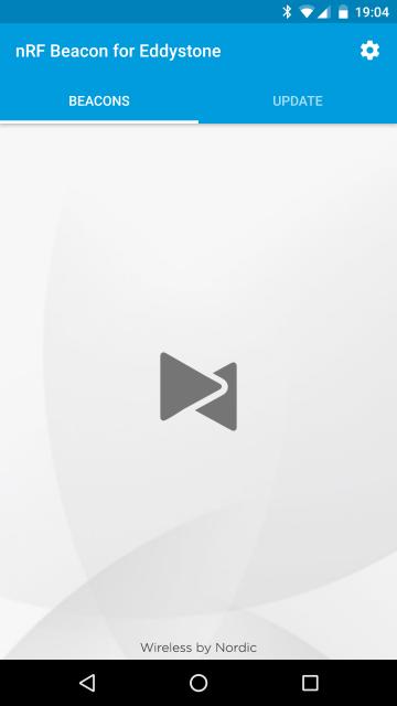 Using the nRF Beacon for Eddystone App – BeaconZone Blog