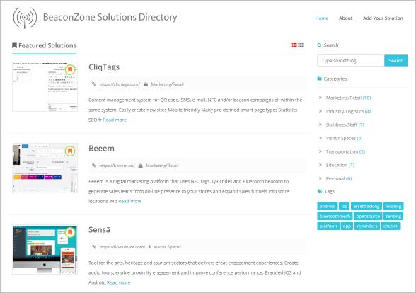 BeaconZone Blog – iBeacon, Eddystone, Bluetooth, IoT sensor beacons