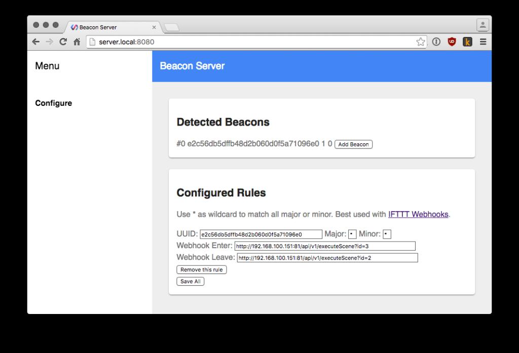 Beacon Server for Raspberry Pi 3 and OS X – BeaconZone Blog
