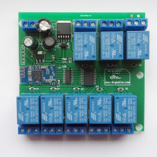 8 Channel Beacon Relay Module