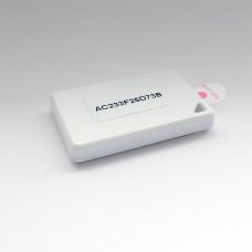 E8 (iBeacon, Eddystone and Accelerometer)